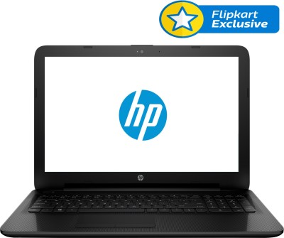 HP 15-ac170tu P6L83PA#ACJ Core i3 (5th Gen) - (4 GB DDR3/500 GB HDD/Free DOS) Notebook (15.6 inch, Black)
