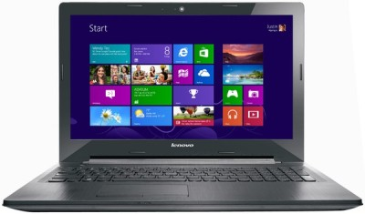 Lenovo Ideapad G50 G50-70 59-441421 Core i3 - (4 GB/1 TB HDD/Free DOS/256 MB Graphics) Notebook (15.84 inch, Black)