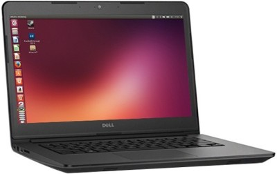 Dell Latitude 3450 Latitude Latitude 3450 CAL3450113X751110IN9 Core I3 4th Gen 4005U - (4 GB DDR3/500 GB HDD/Windows 8 Pro) Notebook (14 inch, Grey)