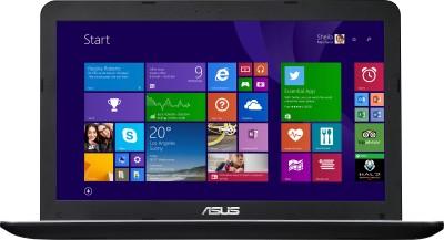 Asus X555LJ-XX041H 90NB08I2-M02560 Core i5 (5th Gen) - (4 GB DDR3/1 TB HDD/Windows 8.1/2 GB Graphics) Notebook (15.6 inch, Black)