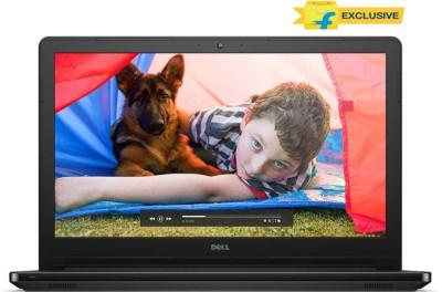 Dell Inspiron 5000 Z566120HIN9 APU Quad Core A10 - (8 GB/1 TB HDD/Windows 10/2 GB Graphics) Notebook (15.6 inch, Black)