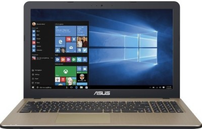 Asus X Core i3 (5th Gen) - (4 GB/1 TB HDD/Free DOS) 90NB0B01-M13660 X540LA Notebook (15.6 inch, Chocolate Black With Hairline Texture, 1.9 kG kg)