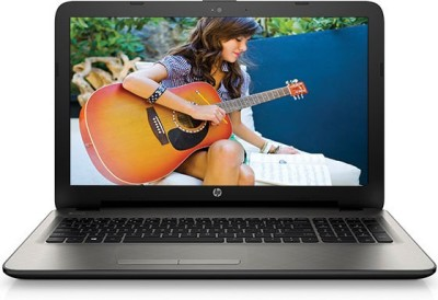 HP Pavilion 15 ac635TU (T9G22PA#ACJ) Intel core i3, 6th Gen - (4 GB DDR3/1 TB HDD/Windows 10 Home) Notebook (15.6 inch, Turbo SIlver)