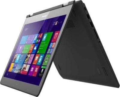 Lenovo Yoga 500 80N400MPIN Intel Core i7 (5th Gen) - (8 GB DDR3/1 TB HDD/Windows 10/2 GB Graphics) 2 in 1 Laptop (14 inch, Black)