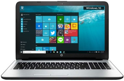 HP 15-ac124tx N8M29PA Core i5 (5th Gen) - (4 GB DDR3/1 TB HDD/Windows 10/2 GB Graphics) Notebook (15.6 inch, White SIlver)