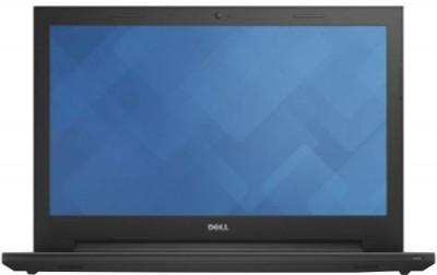 Dell Inspiron 15 3542 3542341TBiB Core i3 - (4 GB DDR3/1 TB HDD/Windows 8.1) Notebook (15.6 inch, Black)