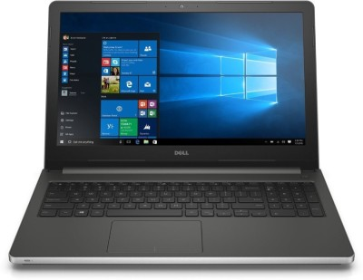 Dell Inspiron 5000 5559 Y566513HIN9 Intel Core i7 (6th Gen) - (16 GB DDR3/2 TB HDD/Windows 10/4 GB Graphics) Notebook (15.6 inch, SIlver Matt)