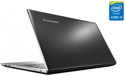 Lenovo Z51 Z series Z5170 80K600W0IN Core i5 (5th Gen) - (4 GB DDR3/1 TB HDD/Windows 10/2 GB Graphics) Notebook (15.6 inch, Black)