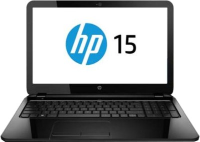 HP 15-r202TX Notebook (4th Gen Ci3/ 4GB/ 500GB/ Win8.1/ 2GB Graph) (K8U01PA) (15.6 inch, SParkling Black)