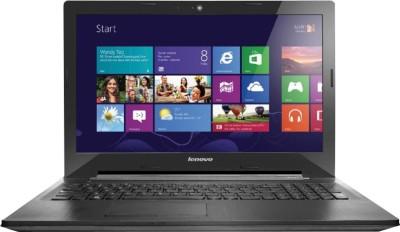 Lenovo G50-45 80E301A6IN APU Quad Core A6 - (2 GB DDR3/500 GB HDD/Windows 8.1) Notebook (15.6 inch, Black)