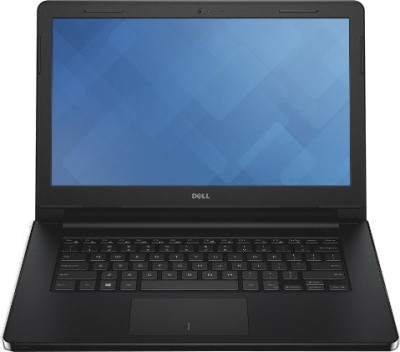 Dell Inspiron Intel Core i3 (5th Gen) - (4 GB/1 TB HDD/Ubuntu/2 GB Graphics) Z565170HIN9 3558 Notebook (15.6 inch, Black)