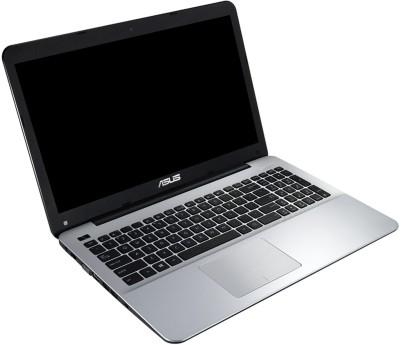 Asus X555LA-XX172D Notebook (Core i3 4th Gen/ 4GB/ 500GB/ Free Dos) (9ONB0652-MO7120) (15.6 inch, Black)