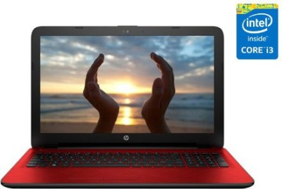 HP 15-ac120TU N8M16PA Core i3 (5th Gen) - (4 GB DDR3/1 TB HDD/Windows 10) Notebook (15.6 inch, Flyer Red)