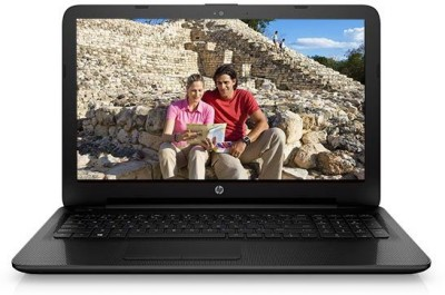 HP Pavilion 15 Ac167Tu (P4Y38PA#ACJ) Celeron N3050 - (2 GB DDR3/500 GB HDD/Windows 10 Home) Notebook (15.6 inch, Black)