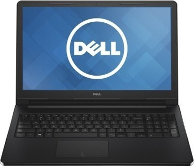 Dell Inspiron 15 3551 X560139IN9 Pentium Quad Core - (4 GB DDR3/500 GB HDD/Ubuntu) Notebook (15.6 inch, Black)