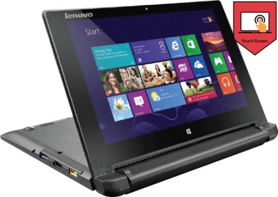 Lenovo Flex 10 59-430551 Celeron Dual Core - (2 GB DDR3/500 GB HDD/Windows 8) Notebook (10.00 inch)