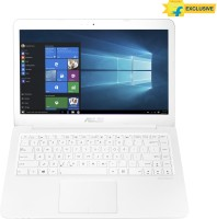 Asus Eeebook E402MA-WX0045T 90NL0032-M02710 Celeron Dual Core - (2 GB DDR3/32 GB EMMC HDD/Windows 10) Notebook