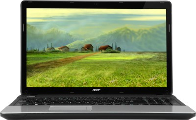 Acer Aspire E1-531 Laptop 2nd Gen PDC/ 2GB/ 500GB/ Linux NX.M12SI.024 Black