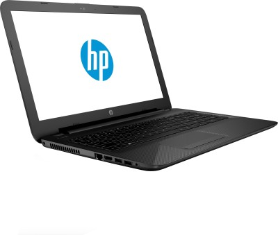 HP 15-ac040TU M9U94PA Pentium Dual Core - (4 GB DDR3/500 GB HDD/Free DOS) Notebook (15.6 inch, Jack Black Color With Textured Diamond Pattern)