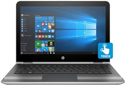 HP Pavilion 13-U004TU Intel Core i3 (6th Gen) - (4 GB/1 TB HDD/Windows 10) Notebook W0J50PA (13.3 inch, Turbo SIlver, 1.66 kg)