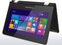 Lenovo 300 Yoga Series 80M00011IN Pentium Quad Core - (4 GB DDR3/500 GB HDD/Windows 8.1) Hybrid (11.6 Inch, Black)