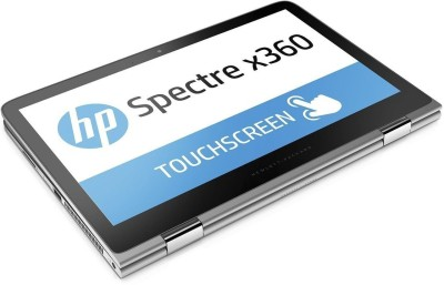 HP Pavilion13 x360 s101Tu T0Y57PA T0Y57PA#ACJ Core i5, 6th Gen - (4 GB DDR3/1 TB HDD/Windows 10) Notebook (13.3 inch, Natural SIlver)