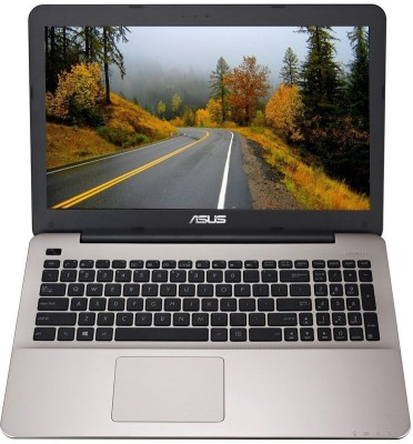 Asus A555LF A Series XO371T 90NB08H1-M05490 Core i3 (5th Gen) - (8 GB DDR3/1 TB HDD/Windows 10 Home/2 GB Graphics) Notebook (15.6 inch, Dark Brown)
