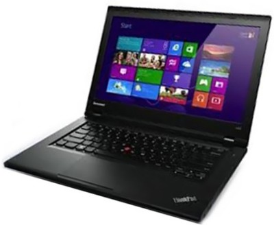 Lenovo T 440 t series Lenovo T440P 20AWA1DCIG 20AWA1DCIG i5 (4th gen) - (4 GB DDR3/500 GB HDD/Windows 8 Pro) Ultrabook (14 inch, Black)