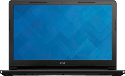 Dell 3000 APU Quad Core E2 - (4 GB/500 GB HDD/Windows 10) Z565304HIN9 3555 Notebook (15.6 inch, Black)