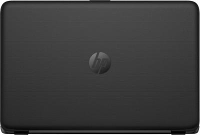 HP 15-ac054TU M9V72PA - (2 GB DDR3/500 GB HDD/Windows 8.1) Notebook (15.6 inch, Jack Black Color With Textured Diamond Pattern)