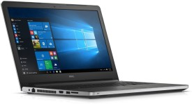 Dell Inspiron Home & Office 15R-5559 5559i5T Core I5(6th Gen) - (8 GB DDR3/1 TB HDD/Windows 10) Notebook (15.6 Inch, SIlver)