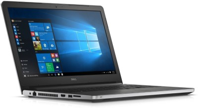 Dell Inspiron 5000 Series 15R-5559i7FHDR5 I5559-7080SLV Core i7(6th Gen) - (8 GB DDR3/1 TB HDD/Windows 10 Home/4 GB Graphics) Notebook (15.6 inch, SIlver)