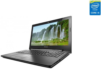 Lenovo G50 80 80E5021LIN Core i5 - (4 GB DDR3/1 TB HDD/Free DOS/2 GB Graphics) Notebook
