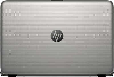 HP 15-ac047TU (Notebook) (Core i3 5th Gen/ 4GB/ 1TB/ Win8.1) (M9V07PA) (15.6 inch, Turbo SIlver Color With Diamond & Cross Brush Pattern)