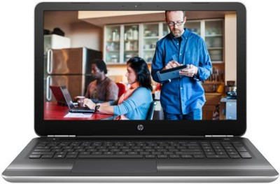 HP Pavilion AU003TX Intel Core i5 (6th Gen) - (8 GB/1 TB HDD/Windows 10/2 GB Graphics) Notebook W6T16PA (15.6 inch, SIlver)