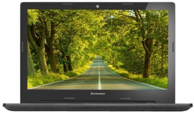 Lenovo G50-80 G Series Ideapad 80E5038EIH Core i3 (5th Gen) - (4 GB DDR3/1 TB HDD/Free DOS) Notebook (15.6 inch, Black)
