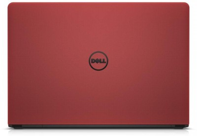 Dell Inspiron 5559 5559i581tb2gbw10RM Y566509HIN9RM Intel Core i5 (6th Gen) - (8 GB DDR3/1 TB HDD/Windows 10/2 GB Graphics) Notebook (15.6 inch, Red Matt)