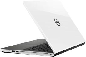 Dell Inspiron 15 5000 5559 Z566136HIN9 Intel Core I3 (6th Gen) - (4 GB DDR3/1 TB HDD/Windows 10) Notebook (15.6 Inch, White)