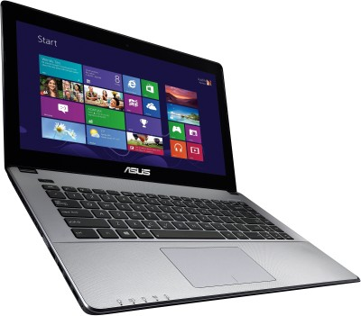 Asus F450CA-WX287P 90NB0271-M04670 Core i3 - (2 GB DDR3/500 GB HDD/Windows 8) Notebook (13.86 inch, Grey)