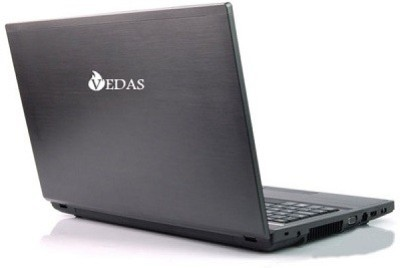 Vedas Vivek Intel Core i5 VR4210mq vv421010152 Core i5 (4th Gen) - (8 GB DDR3/500 GB HDD/Windows 8) Notebook (14 inch, Black)