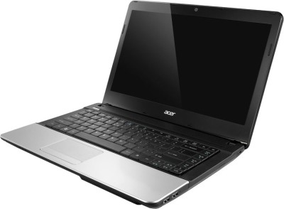 Acer Aspire E E1 431 Notebook 2nd Gen PDC/ 2GB/ 320GB/ Linux NX.M0RSI.016 Glossy Black available at Flipkart for Rs.22790