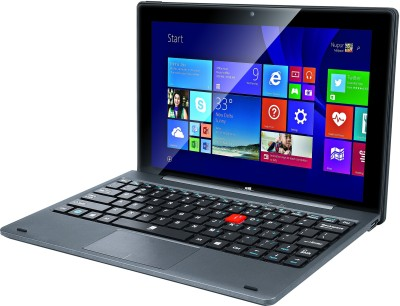 Iball WQ149R WQ149R Intel Atom Quad Core - (2 GB DDR3/32 GB HDD/Windows 8.1) 2 in 1 Laptop (10.1 inch, Grey)