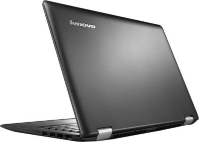 Lenovo Yoga 500 80N4003WIN Core i5 (5th Gen) - (4 GB DDR3/500 GB HDD/Windows 8.1) 2 in 1 Laptop (14 inch, Black)