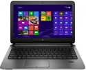 HP Probook G2 Series 430 G2 K3R06AV Core I3 (4th Gen) - (4 GB DDR3/500 GB HDD/Windows 8 Pro) Ultrabook (13.3 Inch, Black)