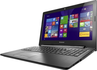 Lenovo G G50-80 80E502UWIN Core i3 (5th Gen) - (4 GB DDR3/1 TB HDD/Free DOS/2 GB Graphics) Notebook