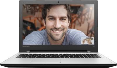 Lenovo IdeaPad 300 Core i7 6th Gen - (8 GB/1 TB HDD/Windows 10 Home/2 GB Graphics) 80Q7018WIH 300-15IS...