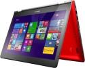 Lenovo Yoga 500 (Intel 2-in-1 Laptop) (Core I5 5th Gen/ 4GB/ 500GB/ 8GB SSD/ Win8.1/ Touch) (80N400FEIN) (14 Inch, Red)
