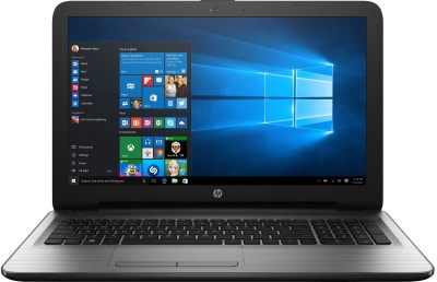 HP Pavilion 15-au006TX Intel Core i5 (6th Gen) - (8 GB/1 TB HDD/Windows 10/4 GB Graphics) Notebook W6T19PA (15.6 inch, Turbo SIlver, 2.03 kg)