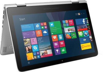 HP Spectre 13-4013TU x360 (L2Z81PA) Laptop (5th Gen Ci7/ 8GB/ 256GB SSD/ Win8/ Touch) (13.3 inch, Natural SIlver)
