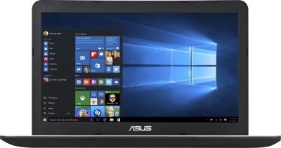 Asus A555LF-XX262T 90NB08H1-M04040 Core i3 (5th Gen) - (8 GB DDR3/1 TB HDD/Windows 10/2 GB Graphics) Notebook (15.6 inch, Glossy Dark Brown)